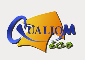 LOGO QUALIOM ECO 2010
