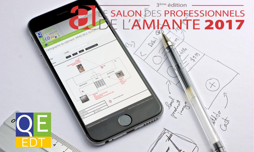 Bilan du Salon des Professionnels de l'Amiante 2017