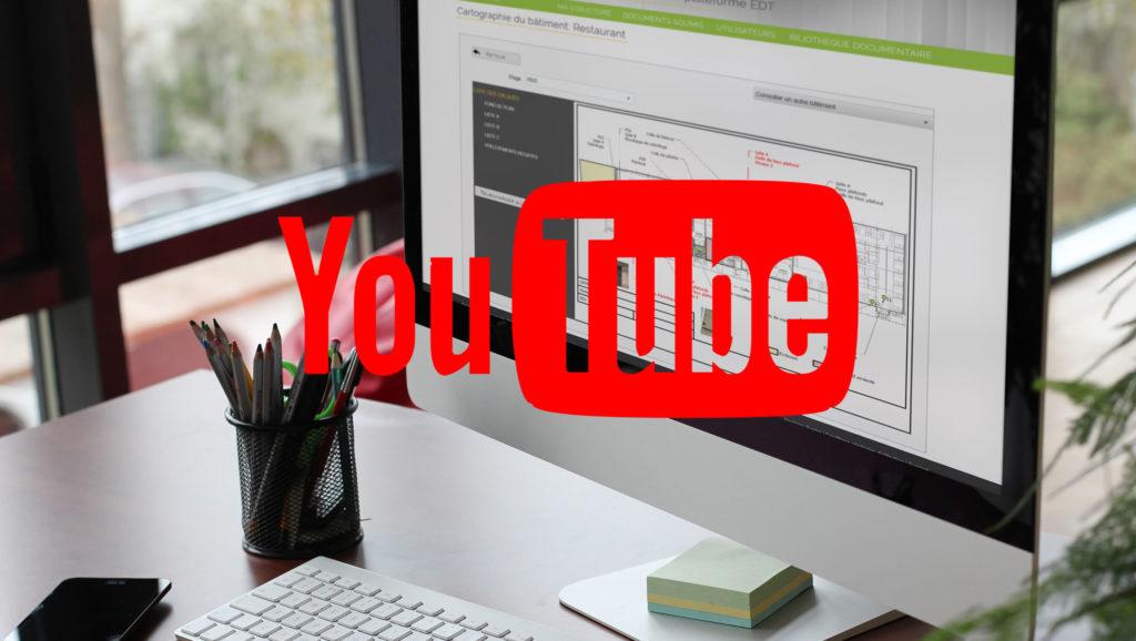 Nouveau: Des tutoriels vidéo pour vous aider à la prise en main de notre application EDT